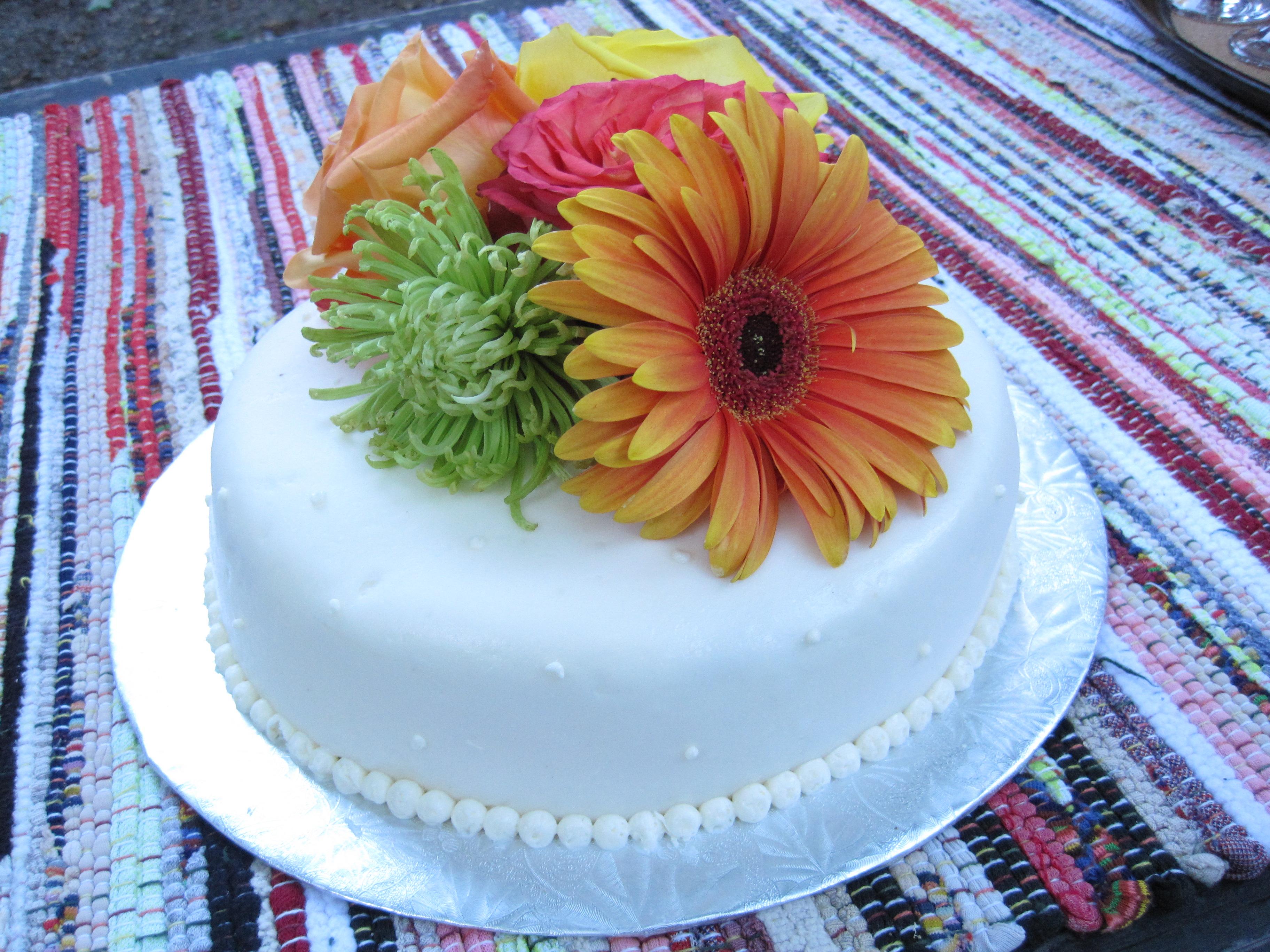 What Makes A Homemade Cake Fall
