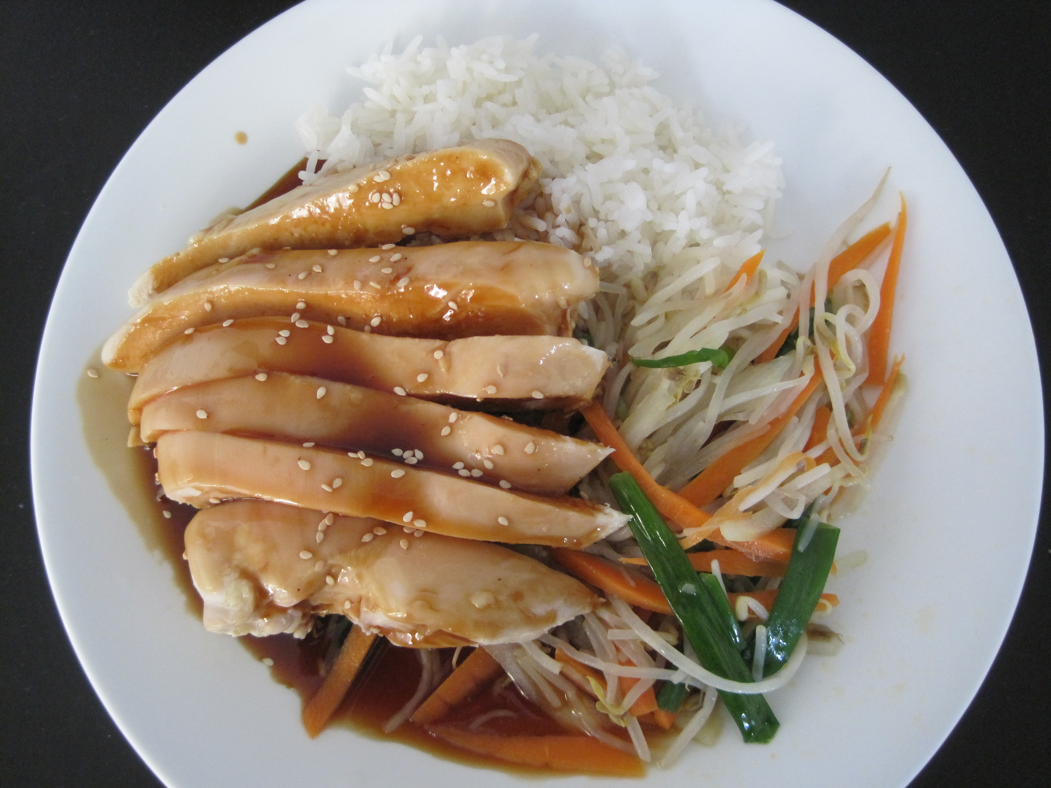 Sweet Onion Chicken Teriyaki Sauce Calories