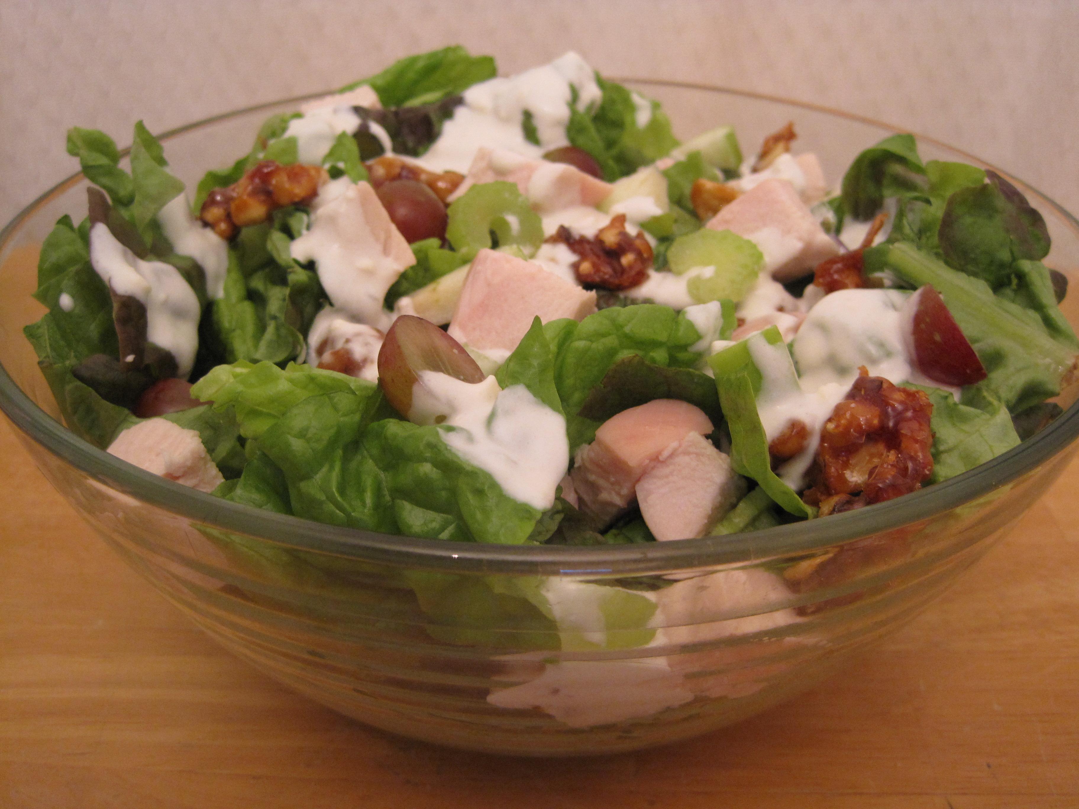 Waldorf Salad Army Recipe