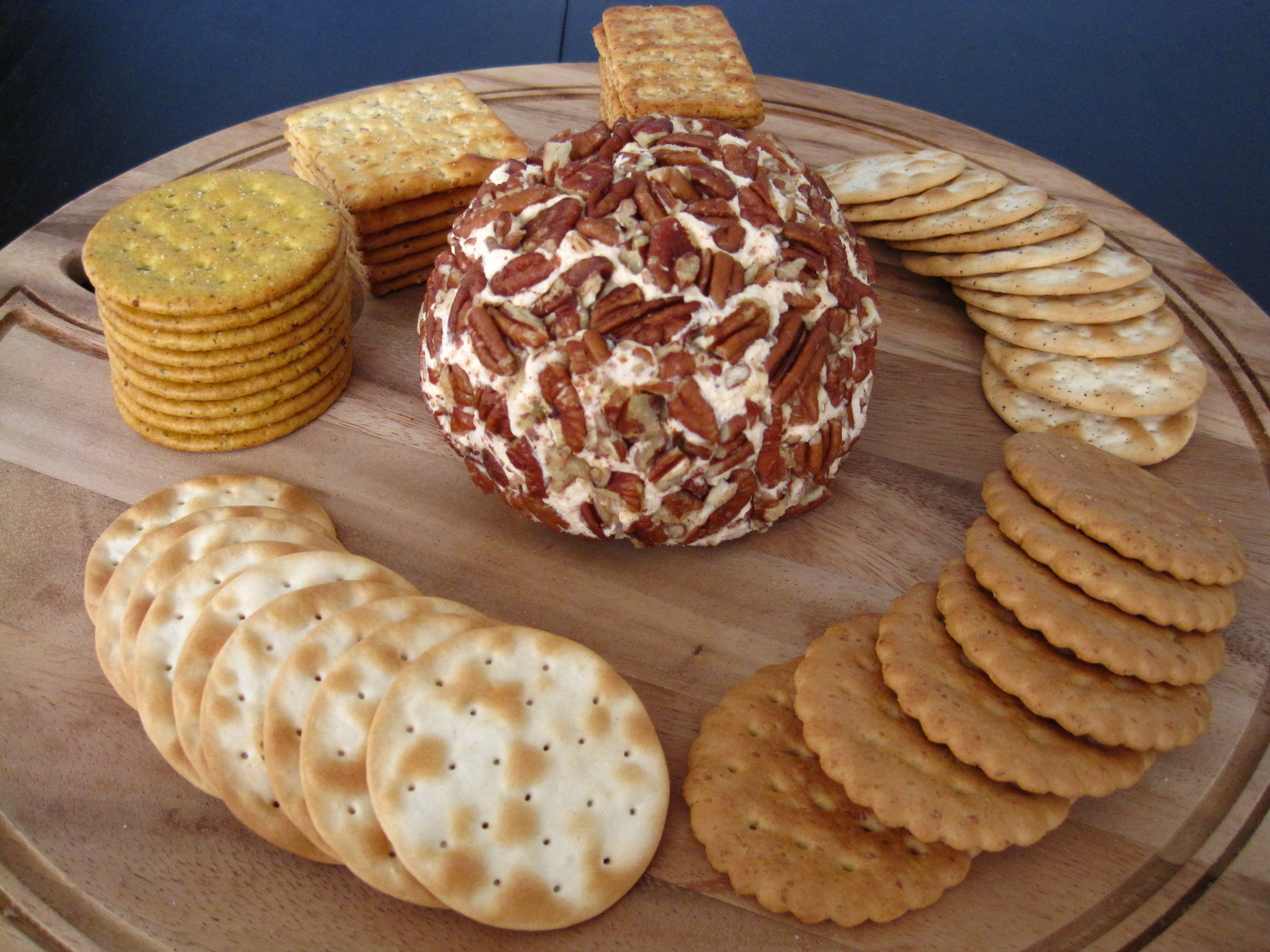 Cheese Ball Recipe | Cooking with Alison