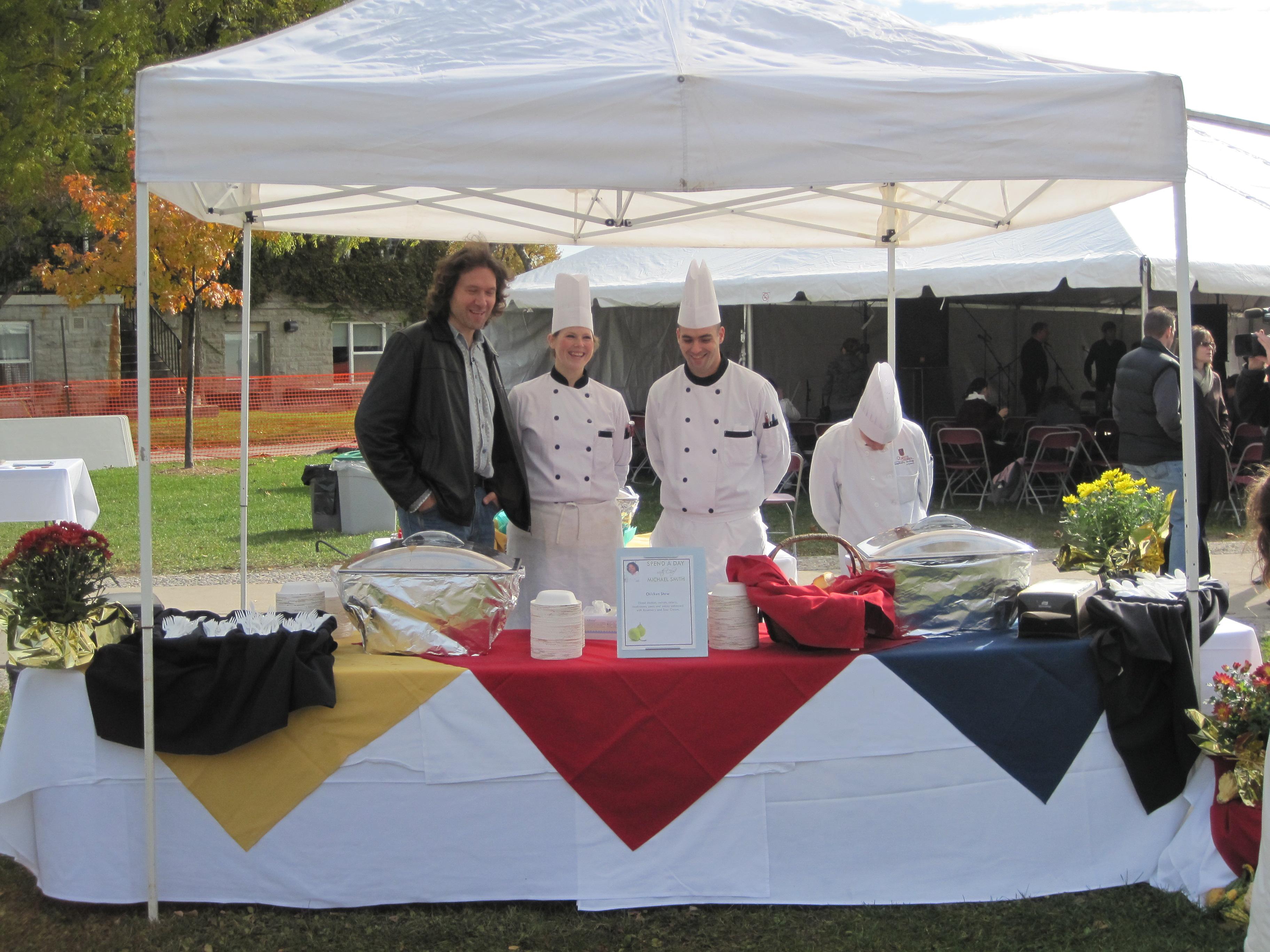 Chef Garden: Meeting Chef Michael Smith