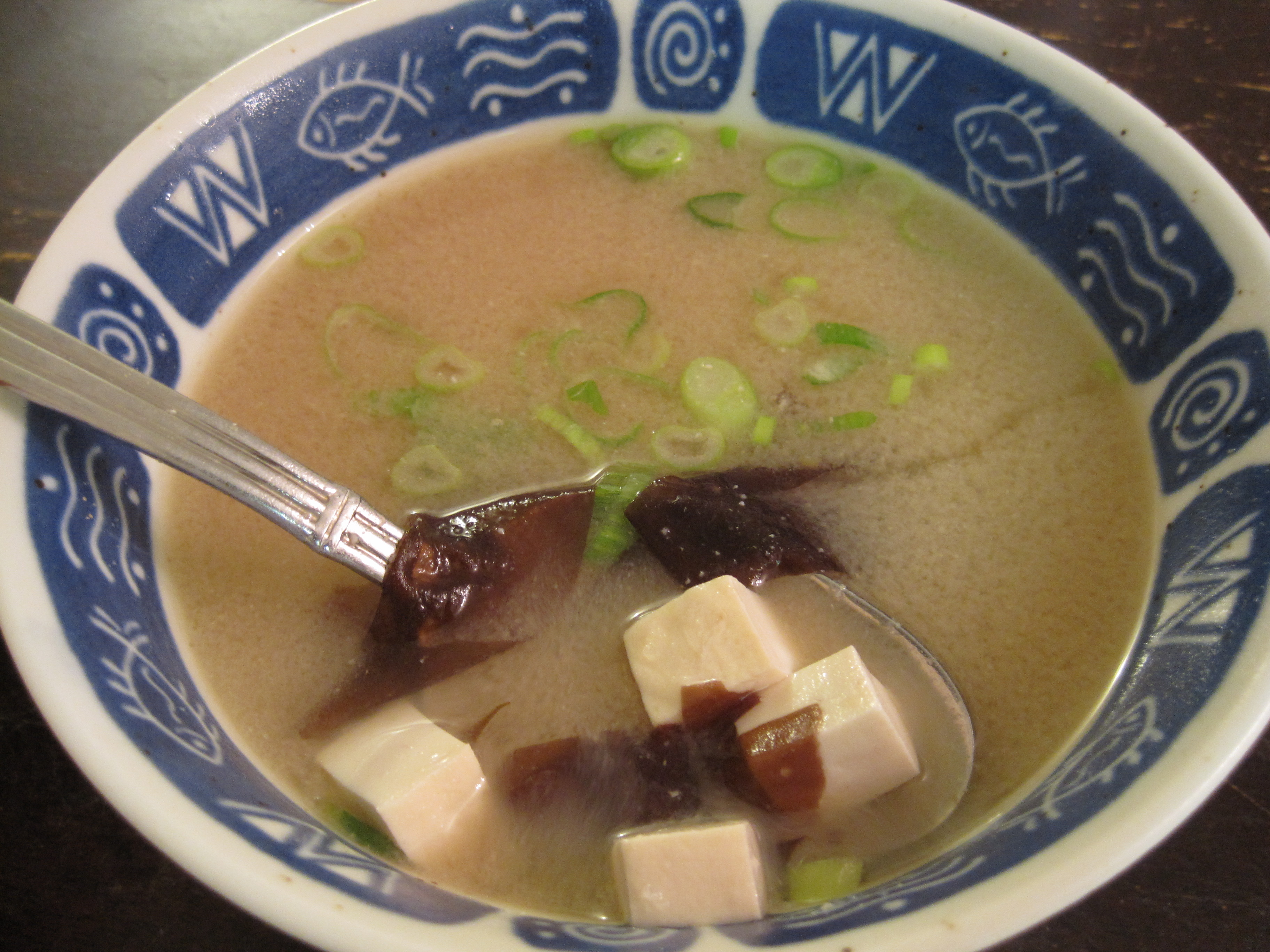 how to cook miso soup without dashi