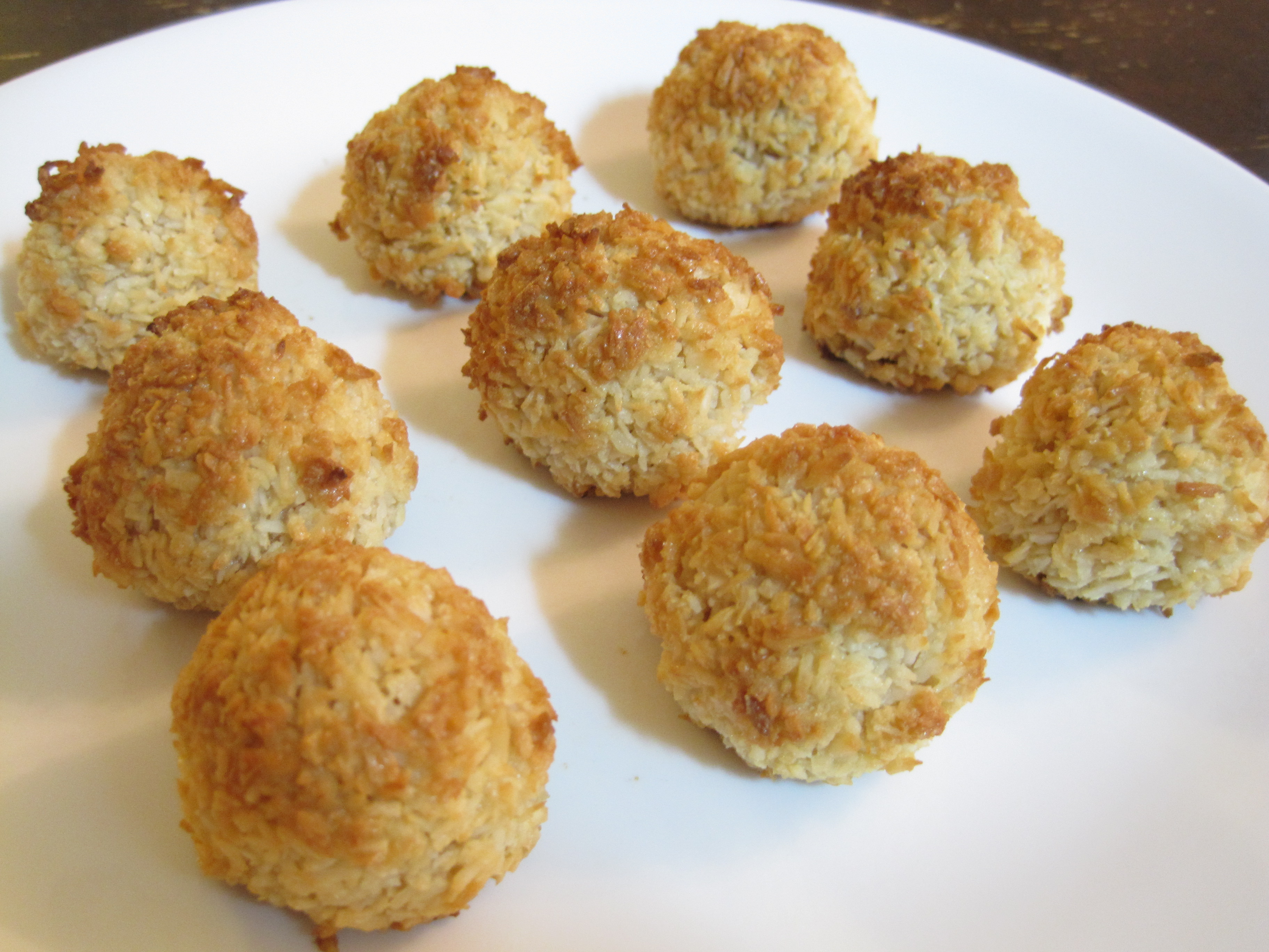 Coconut macaroons recipe cooking with alison coconut macaroons recipe forumfinder Choice Image