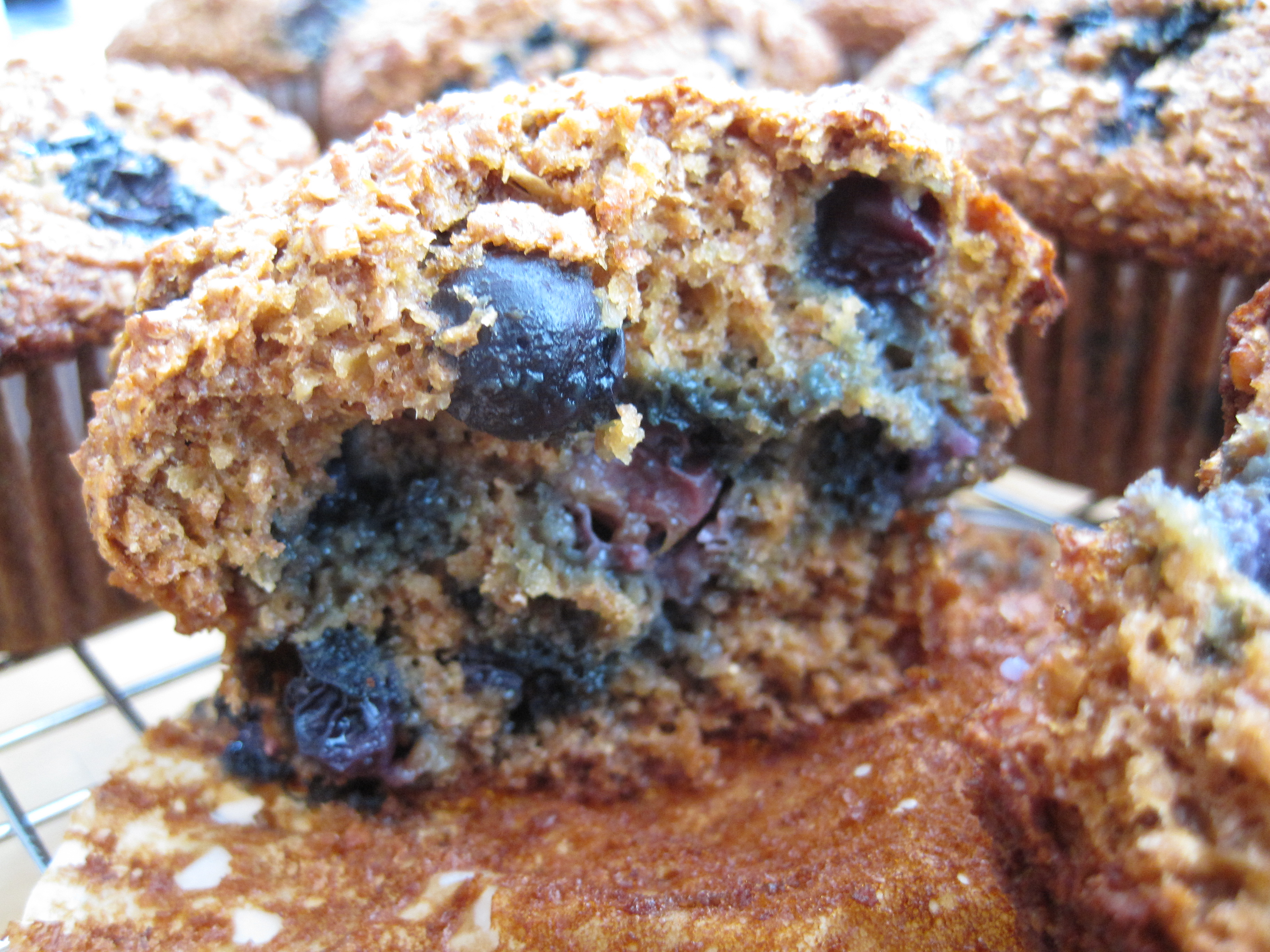 Best Blueberry Or Cranberry Bran Muffins Cooking With Alison