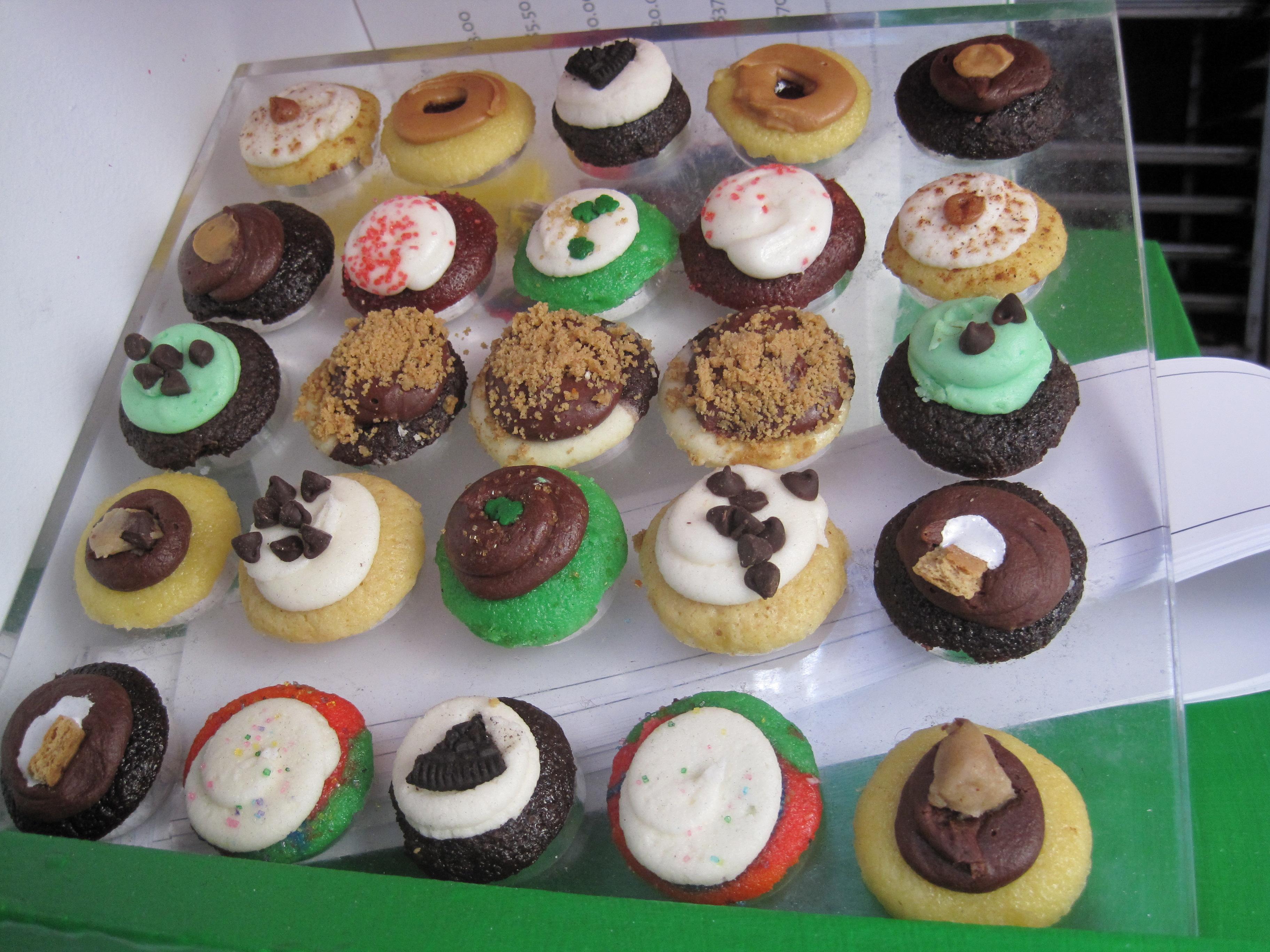 melissa mini cupcakes