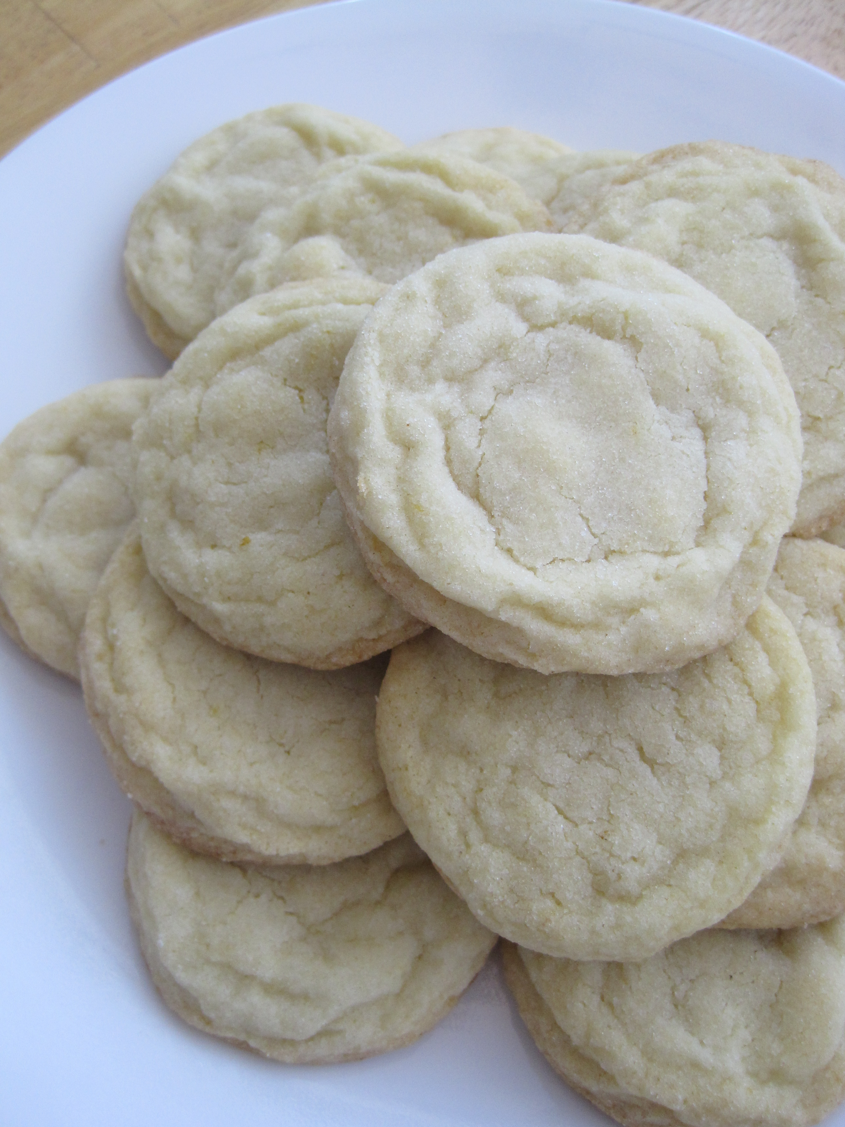 Favourite Soft and Chewy Sugar Cookies (2 Variations) | Cooking with ...