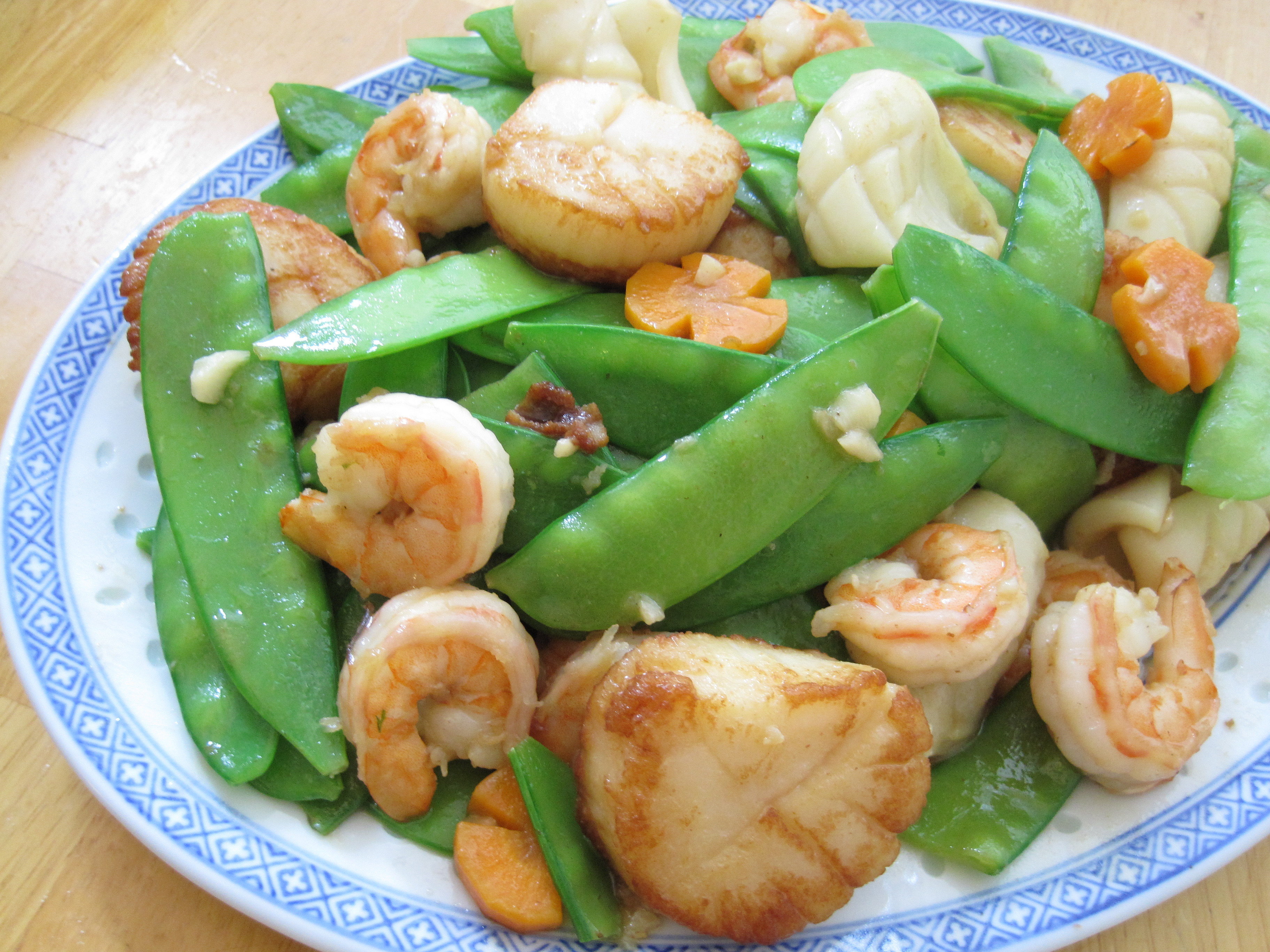 and snow peas when it comes to dinner time shrimp with snow peas ...