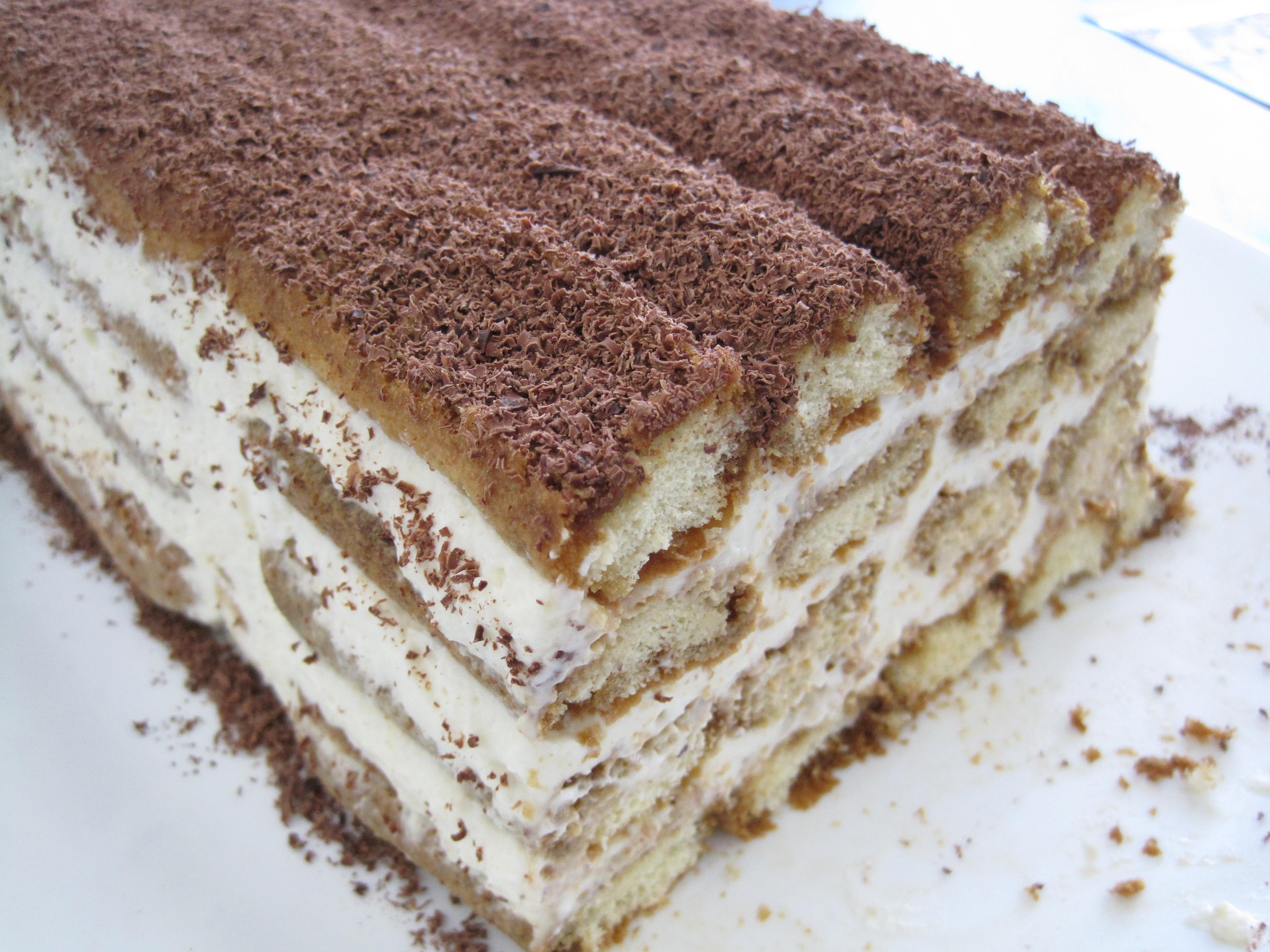 Easy Kahlua Cake Recipe