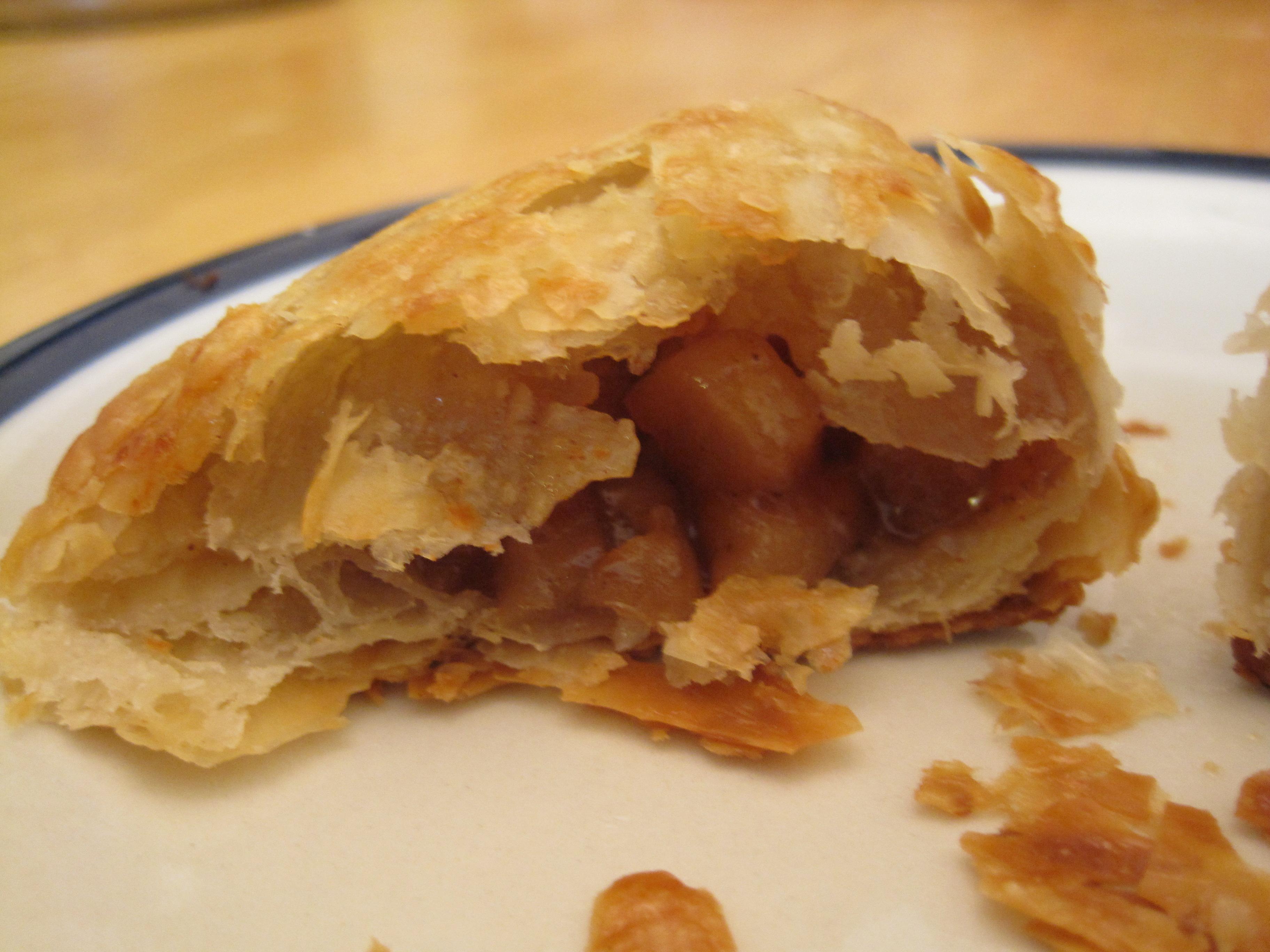 Apple Pie Turnover Craving Apple Pie Really