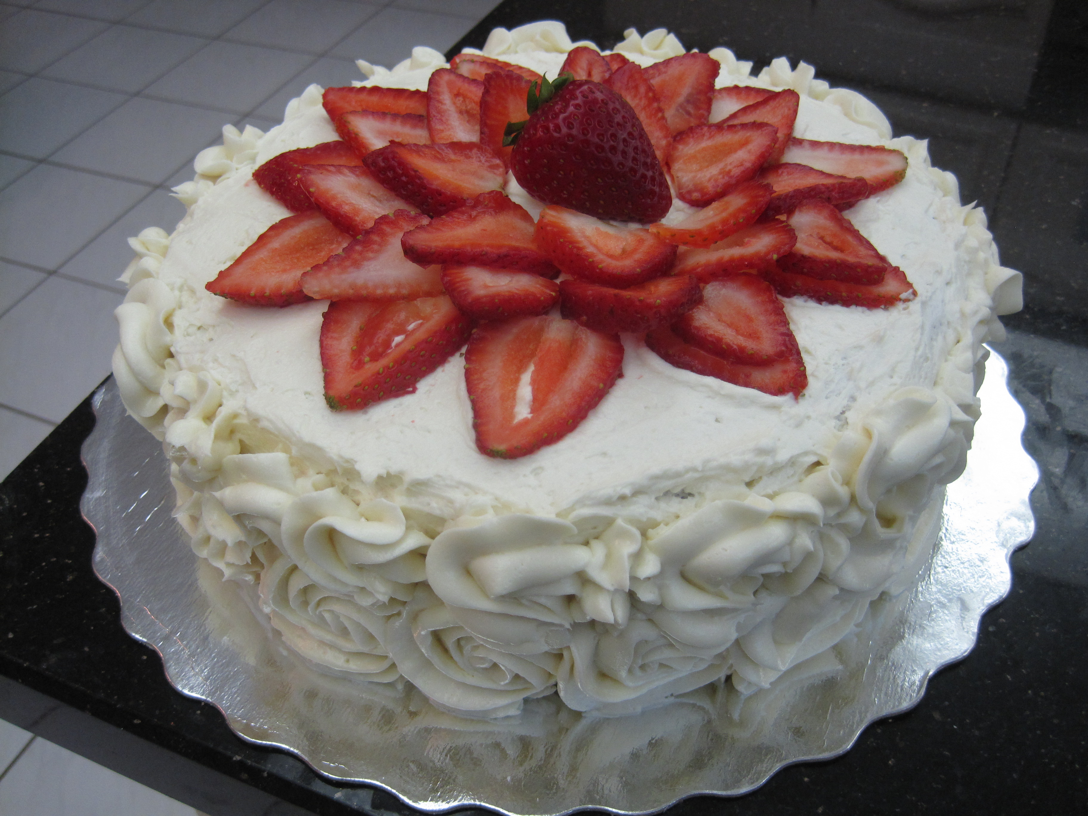 Good Filling For Vanilla Cake