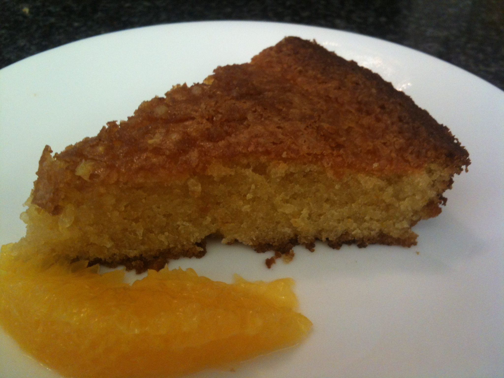 Orange Scented Olive Oil Cake Recipe | Cooking with Alison