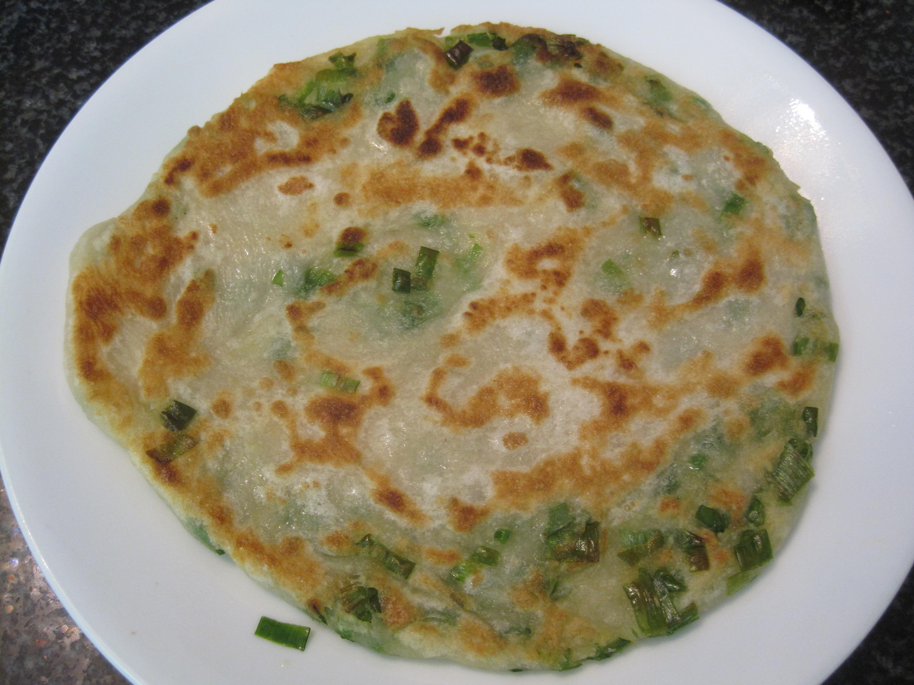 Oriental Pancake Recipe