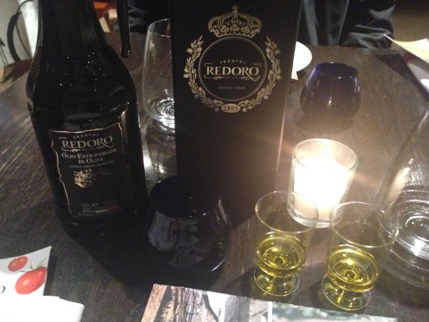 EVOO tasting 3